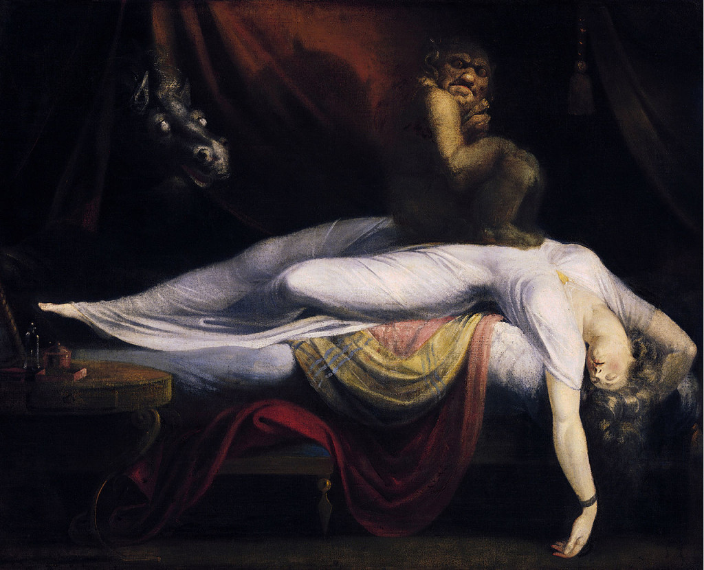 The Nightmare, Henry Fuseli, 1781