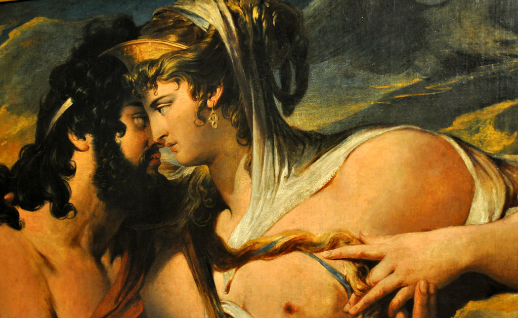 An Unhappy Union: Jupiter and Juno, Zeus and Hera.