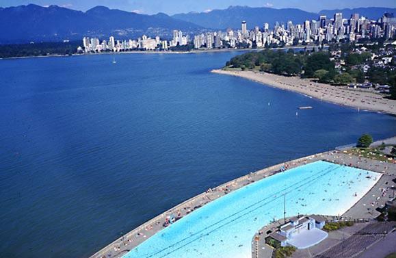 Kits Beach Pool