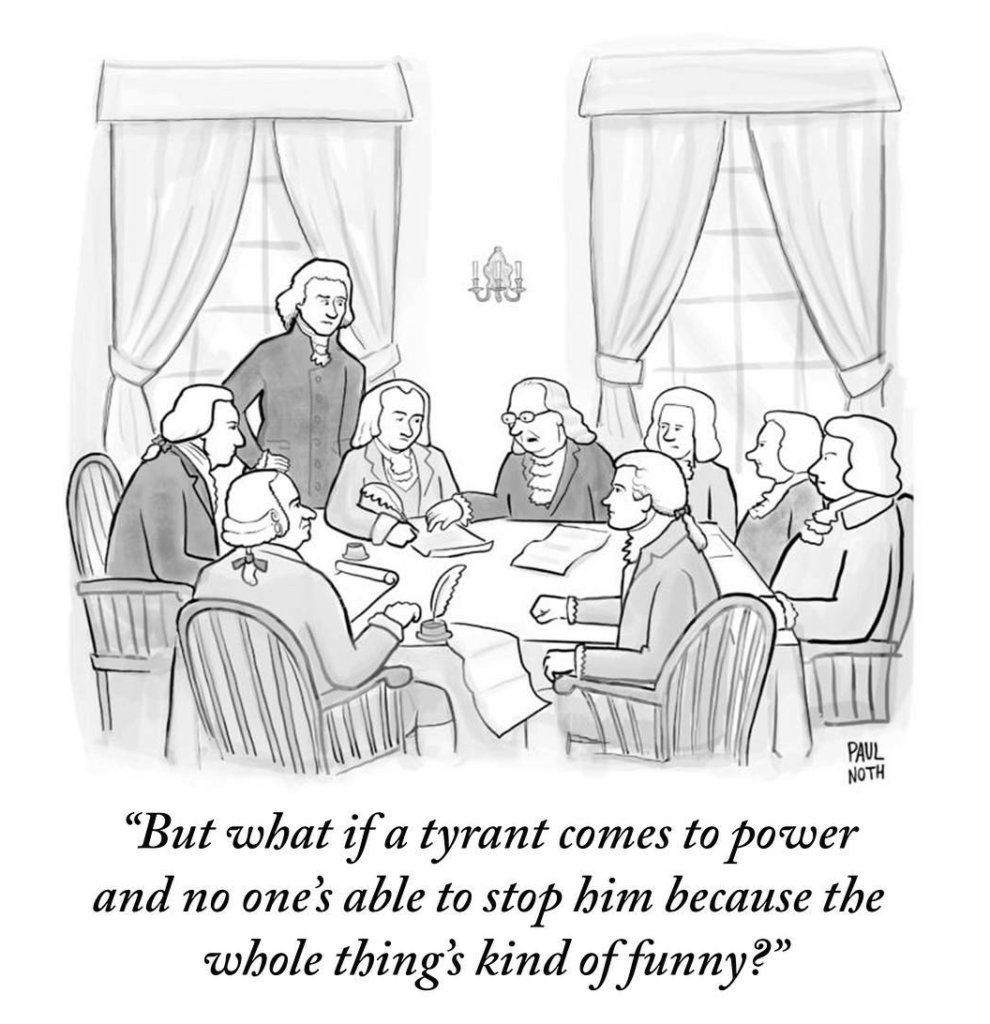 Paul Noth Cartoon New Yorker